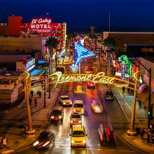 What to do in Las Vegas besides gambling: Fremont East