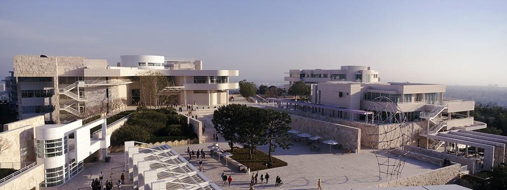 Getty Museum - Los Angeles, California