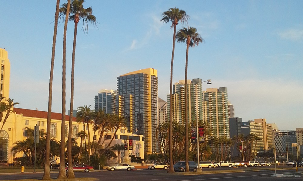 moving to San Diego, California - expat life