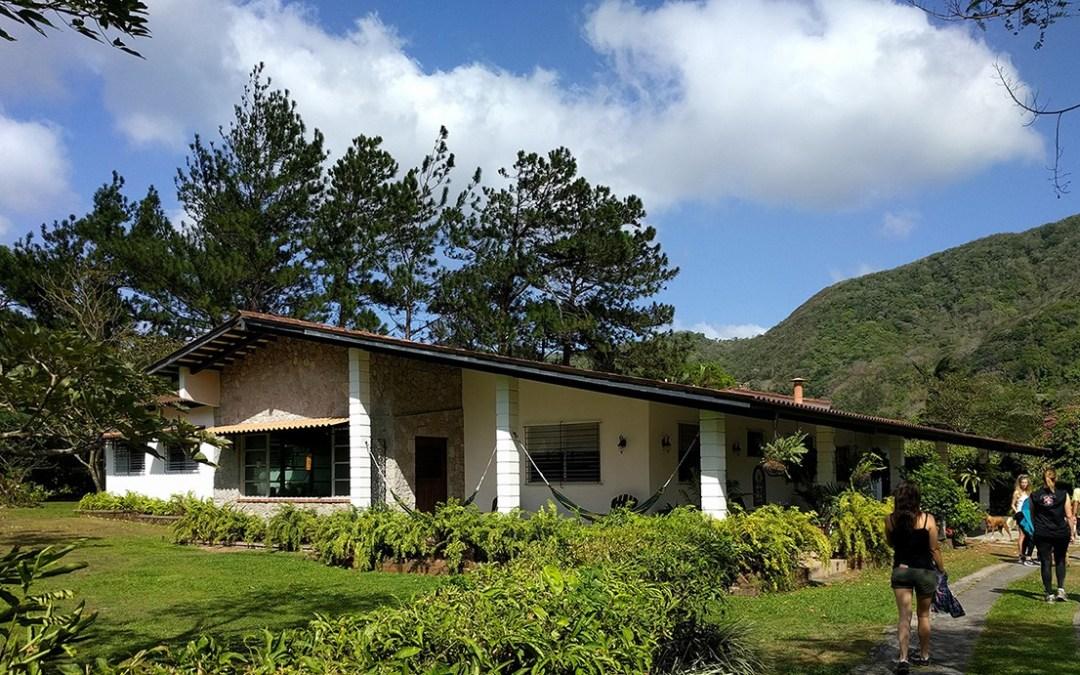 Three Days in El Valle de Anton, Panama