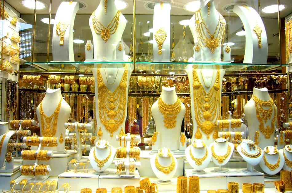 Interesting facts about Dubai: Dubai loves gold