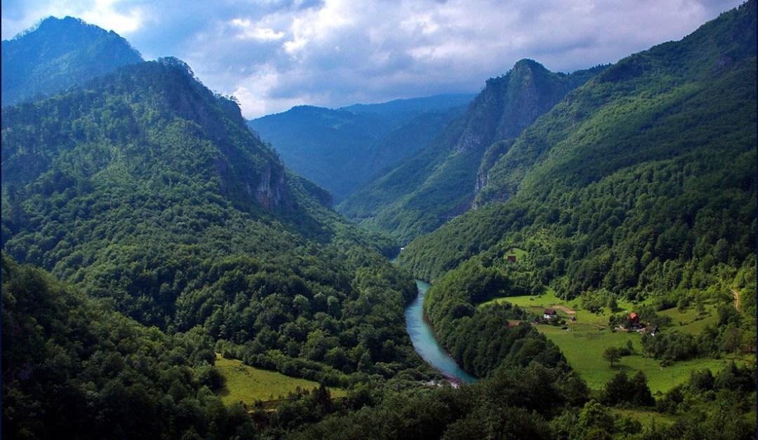 Where to go in Montenegro: Tara River Canyon