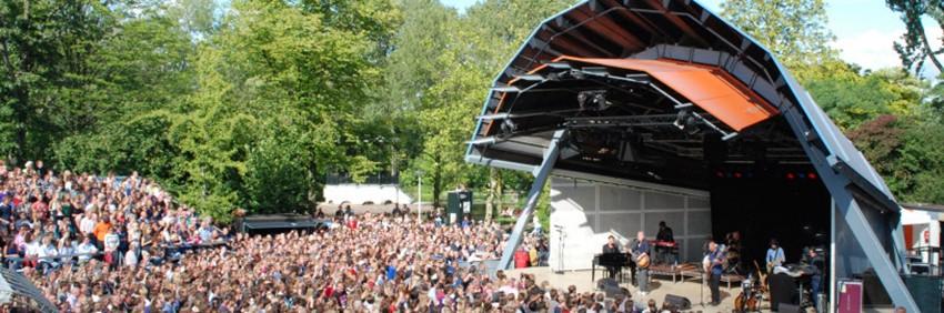 Ansterdam event: open-air theater