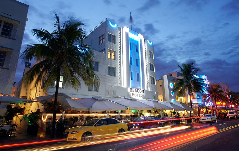 Things to do in South Beach: Ocean Drive, Miami, Florida