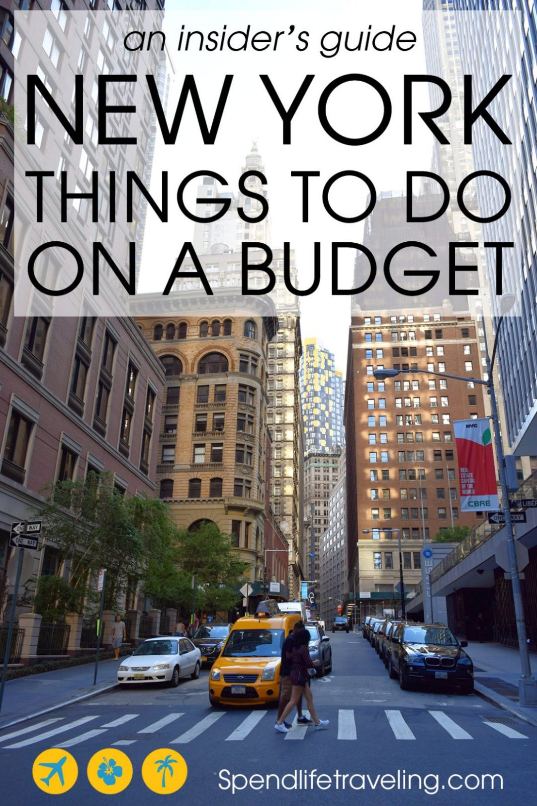 Things to do on a budget in New York City - An insider's guide to what to see & do in NYC. #NYC #NewYork #traveltips #travelguide #cityguide