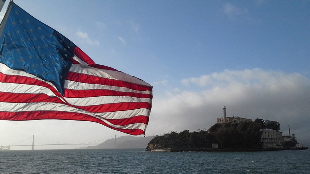 San Francisco must visit: Alcatraz