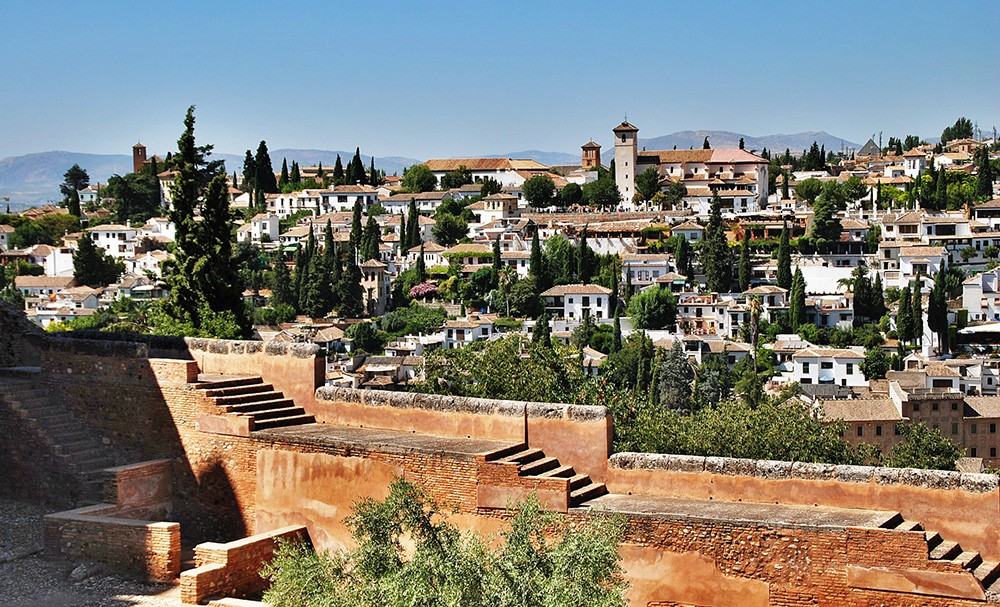 About Granada, Spain