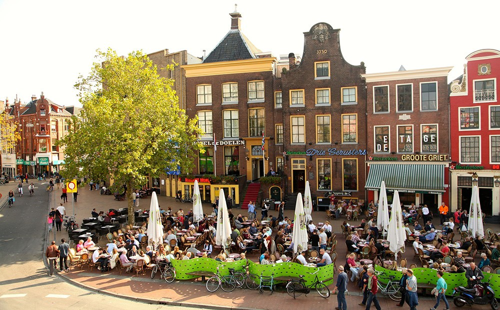 visit Groningen: travel tip in the Netherlands