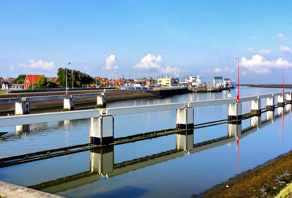 visit Harlingen: travel tip in the Netherlands