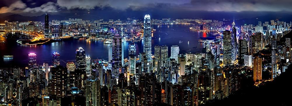 Hong Kong expat life