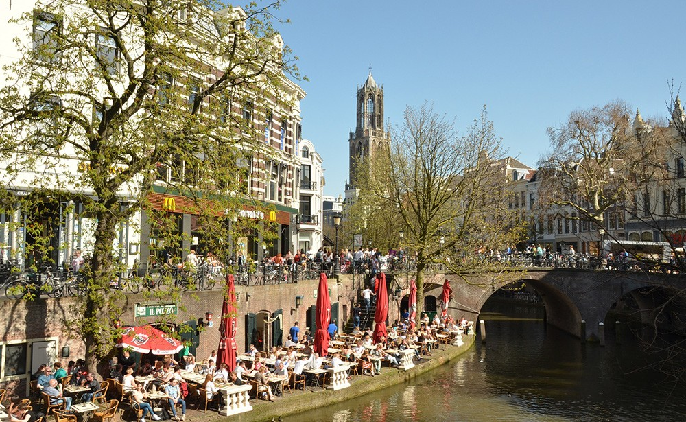 visit Utrecht: travel tip in the Netherlands