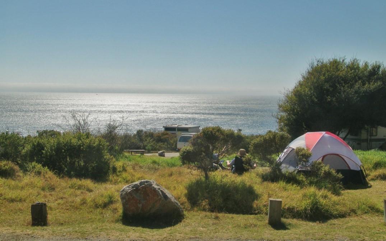 Top camping spots in California: Big Sur