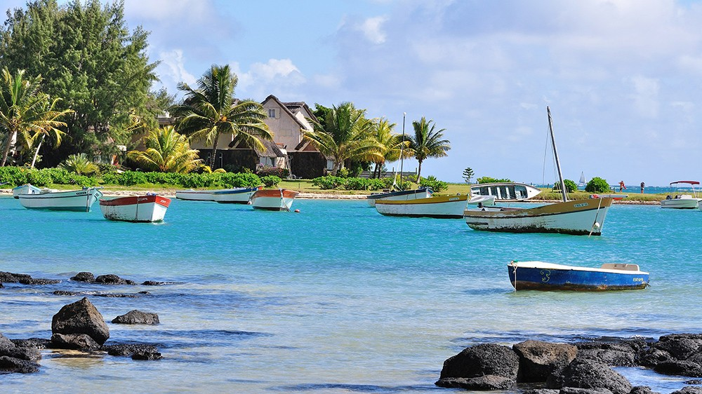 about Mauritius, Indian Ocean