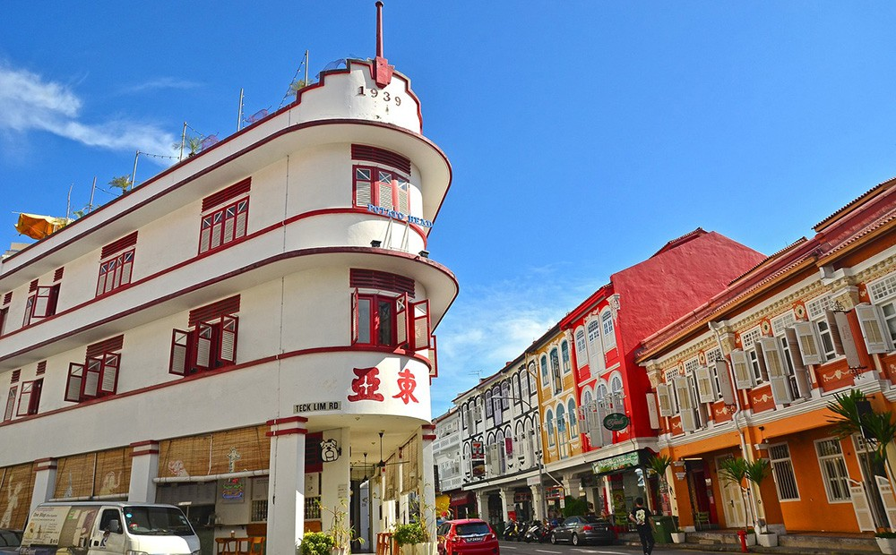 Places to visit in Singapore: Singapore's Chinatown