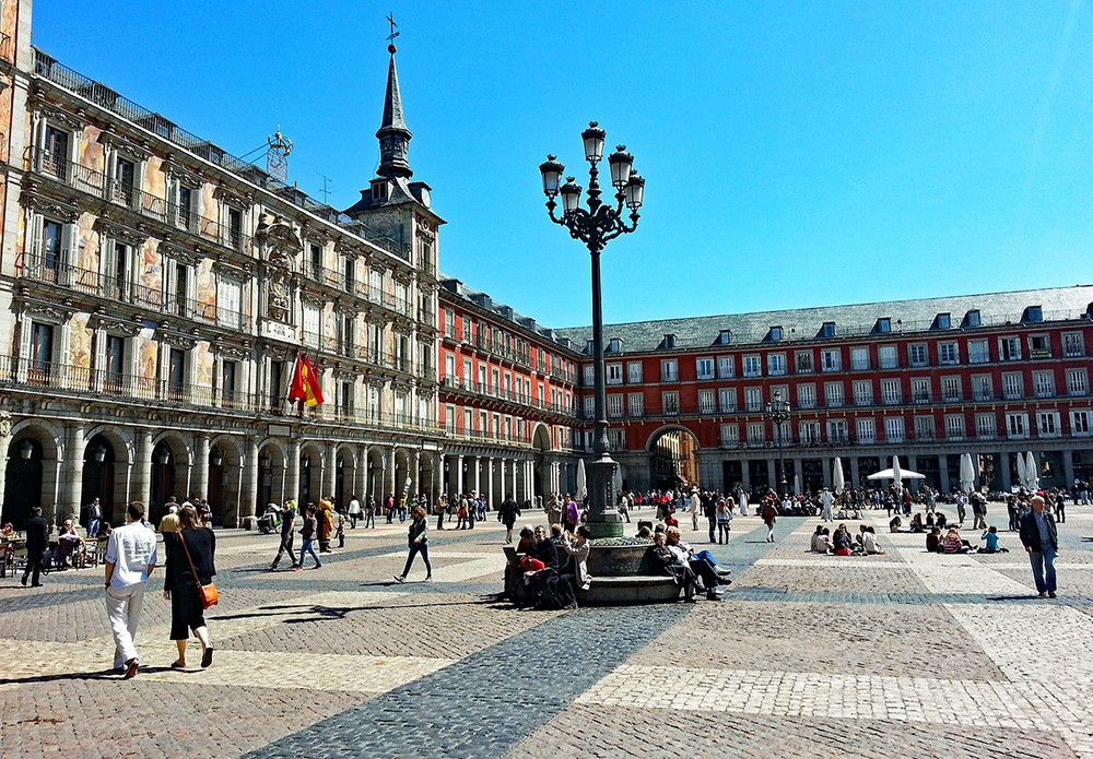 About Madrid, Spain