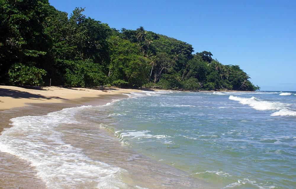 Best beaches in the world: Playa Chiquita in Costa Rica