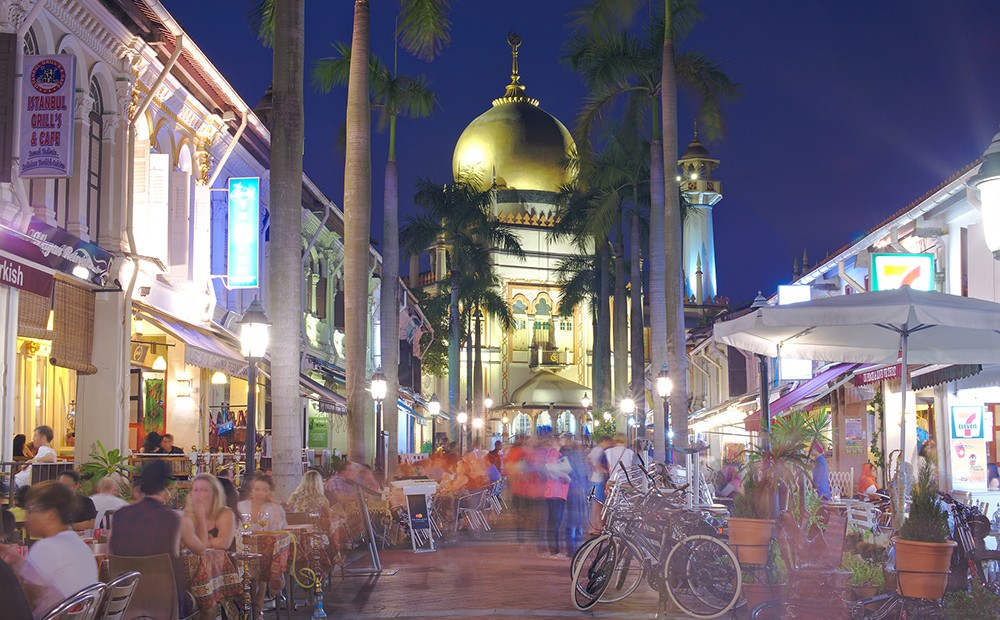 Places to visit in Singapore: Arab Street