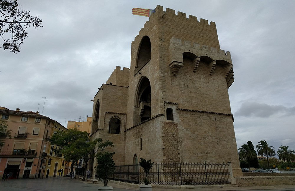 Things to do in Valencia: climb one of the city's towers