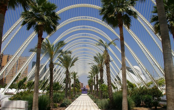 valencia_must_visit_arts_and_sciences