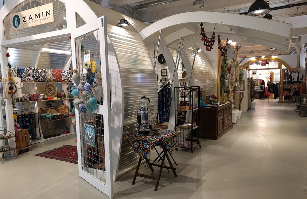 What to do in Eindhoven: Visit Urban Shopper in Strijp-S