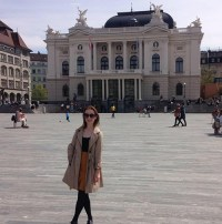 An expat in Zurich sharing her story