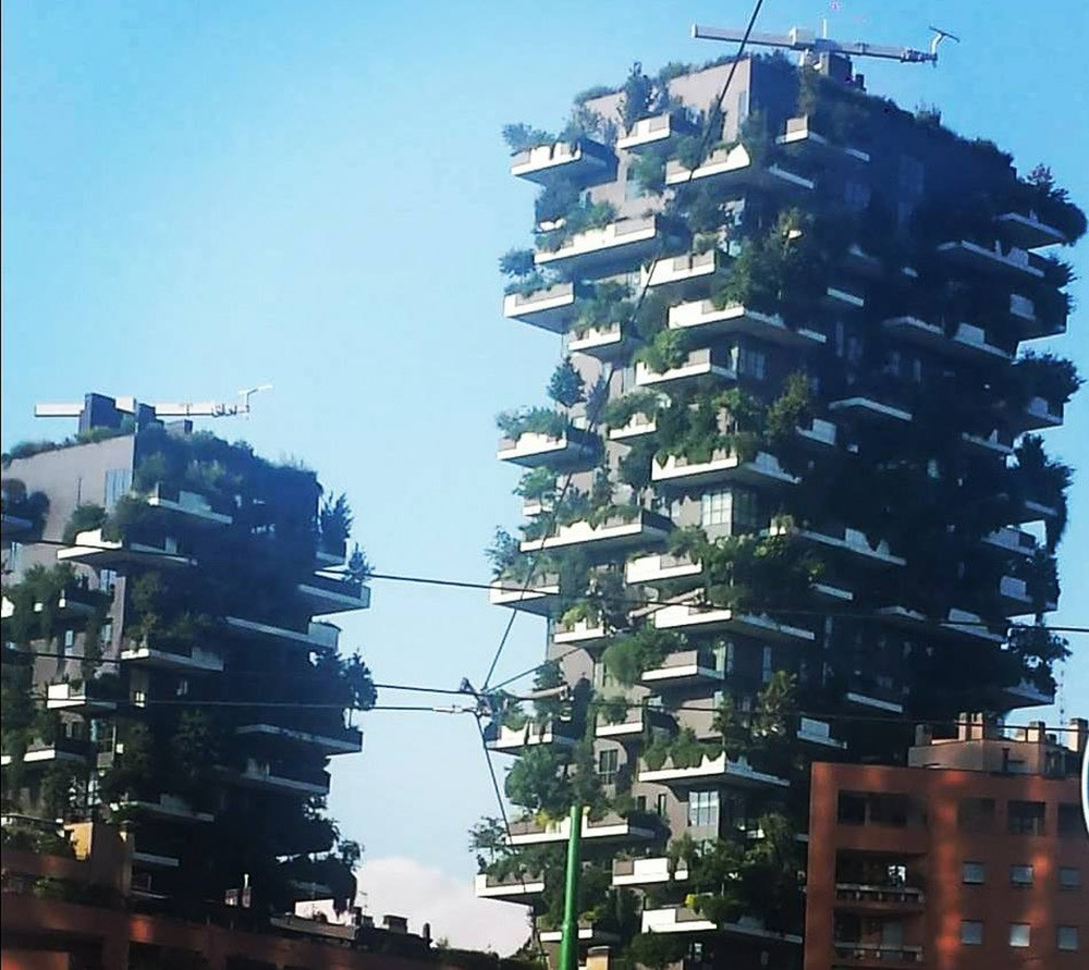What not to miss in Milan: Bosco Verticale