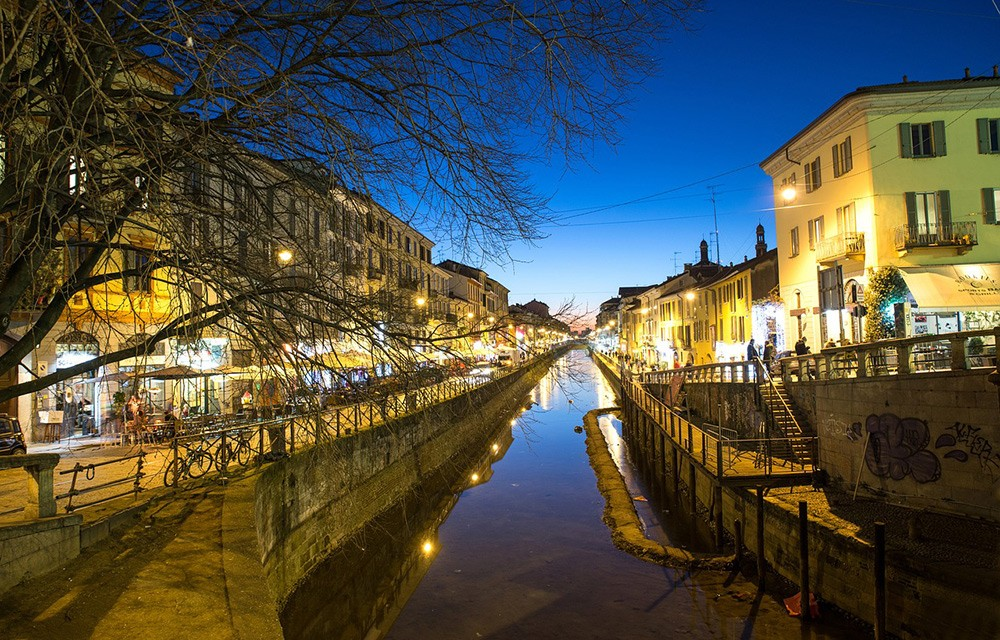 What not to miss in Milan: Navigli