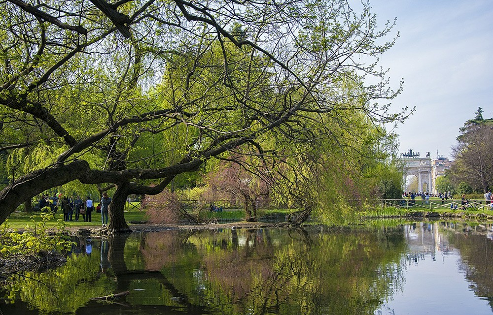 What not to miss in Milan: Parco Sempione