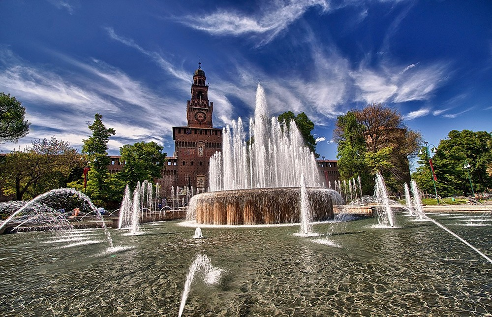 What not to miss in Milan: Castello Sforzesco