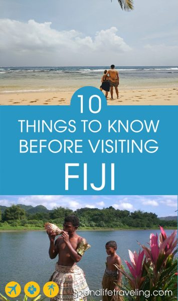 Fiji is a tropical paradise. But, before you travel there check out these 10 things you should know about Fiji to make the most out of your trip! #Fiji #dreamdestination #beachvacation #honeymoondestination #islandvacation
