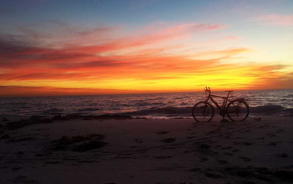 how to bike across the USA - tips and lessons learned