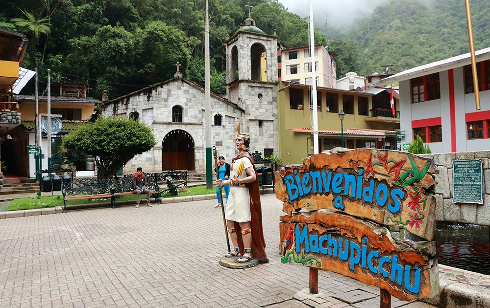 Traveling from Cusco to Aguas Calientes to visit Machu Picchu