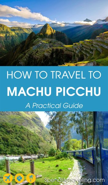 There are a number of ways to get to Machu Picchu. This guide explains how to get to Machu Picchu and what your options are. Whether you want to hike or take a luxury train, find out how to do it here. #MachuPicchu #IncaTrail #Peru #traveltips #travel #SouthAmerica