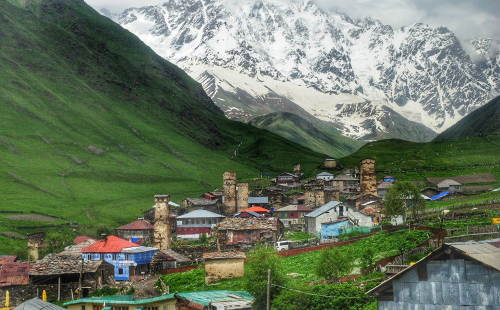 Things not to miss when traveling to Georgia: Svaneti