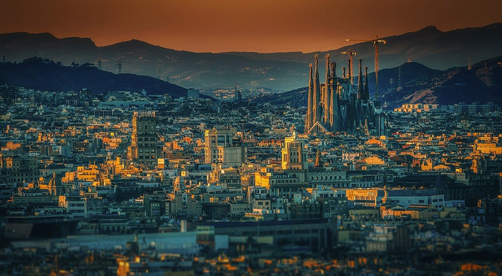 Moving to Barcelona, Spain