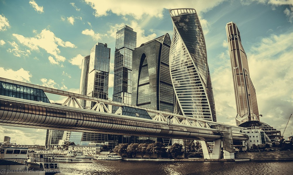 What to do on a short trip to Moscow - Modern Moscow