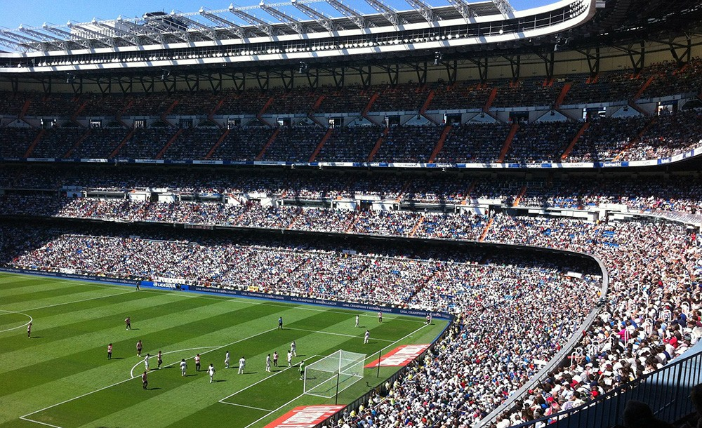 What to see and do in Madrid: watch a football match in Madrid