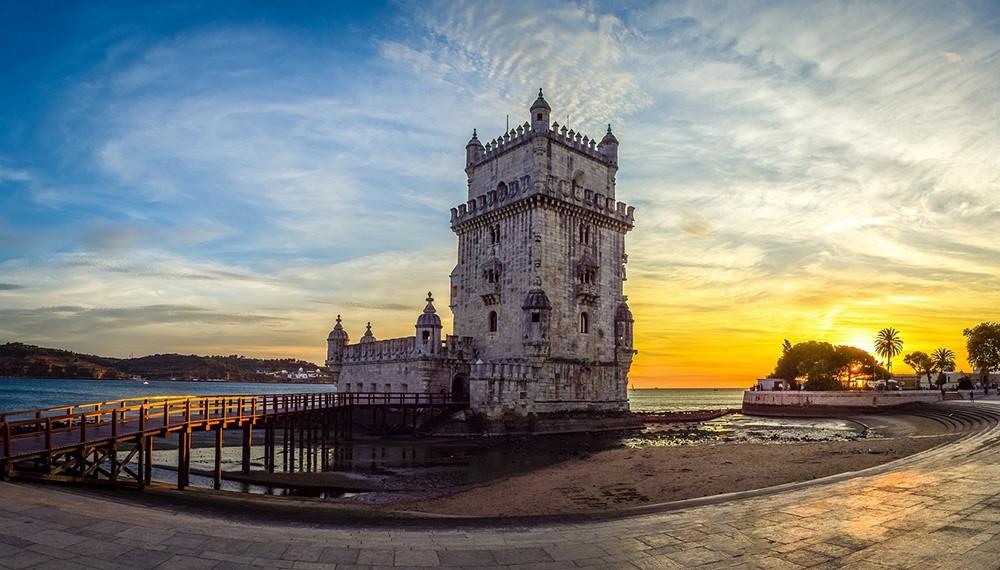 life in Lisbon, Portugal