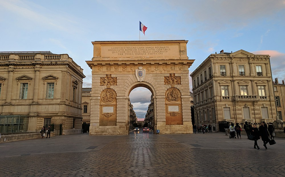 What to do on a short trip to Montpellier: sightseeing