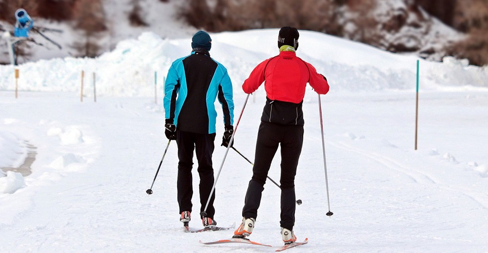 Things to do in Vaasa in winter: skiing