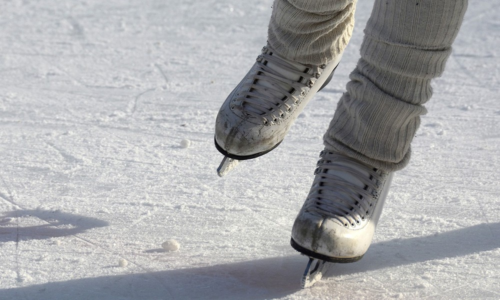 What to do in Vaasa in winter: ice skating