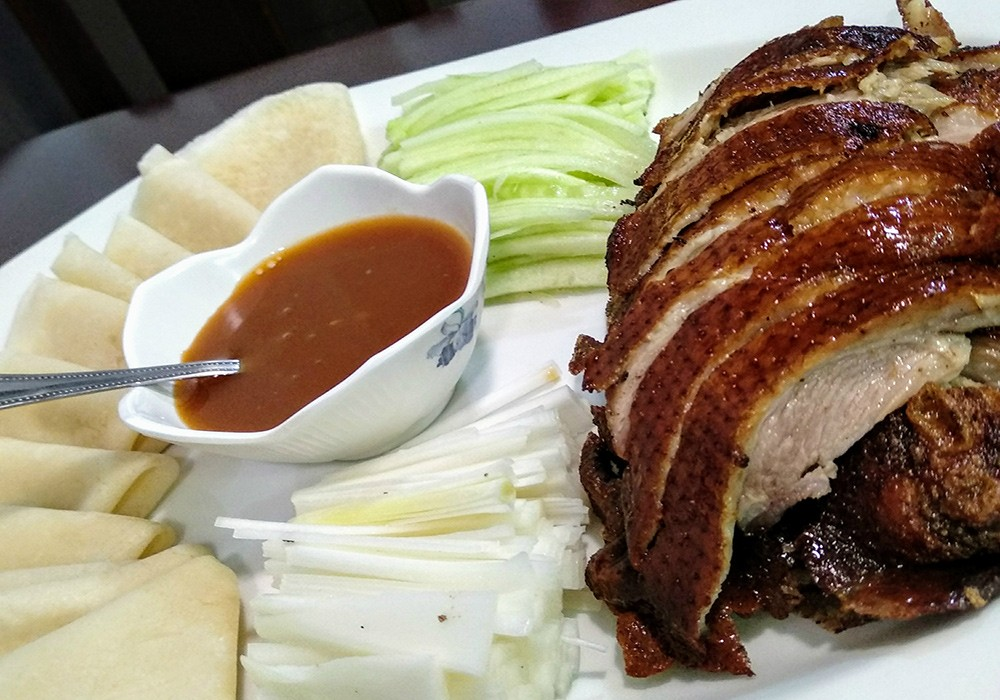 Authentic Chinese restaurants in Valencia - Peking duck at Pato Beikin