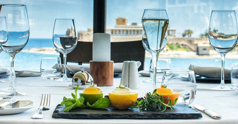 Where to eat on a luxury trip to Malta