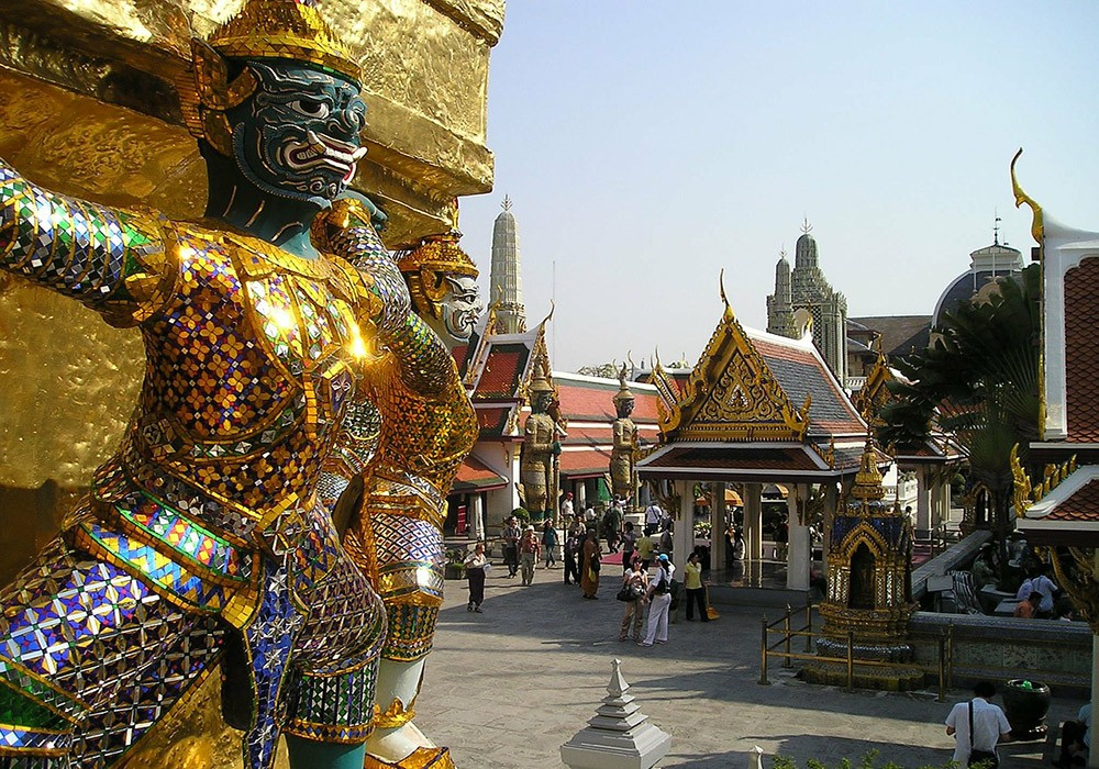 About Bangkok - a city loved by expats and travelers