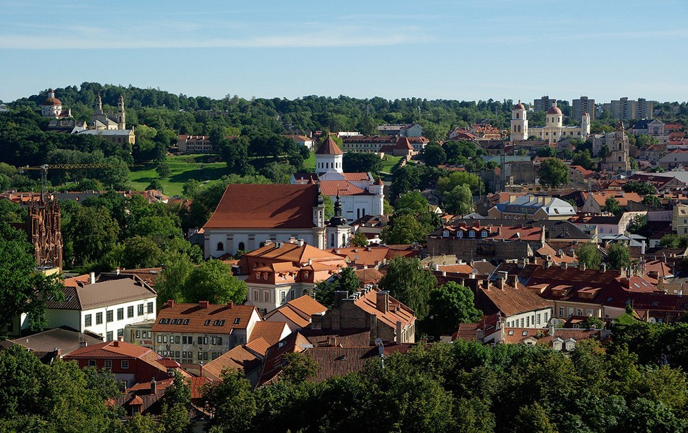 Top places to visit on a first trip to Lithuania: Vilnius