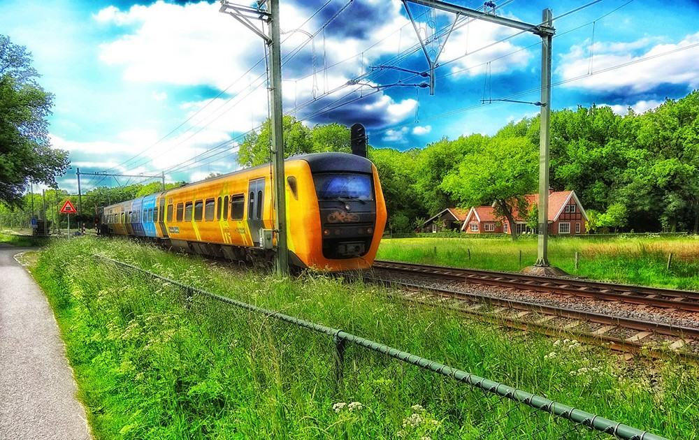 What to know before traveling to Europe as an American - public transport
