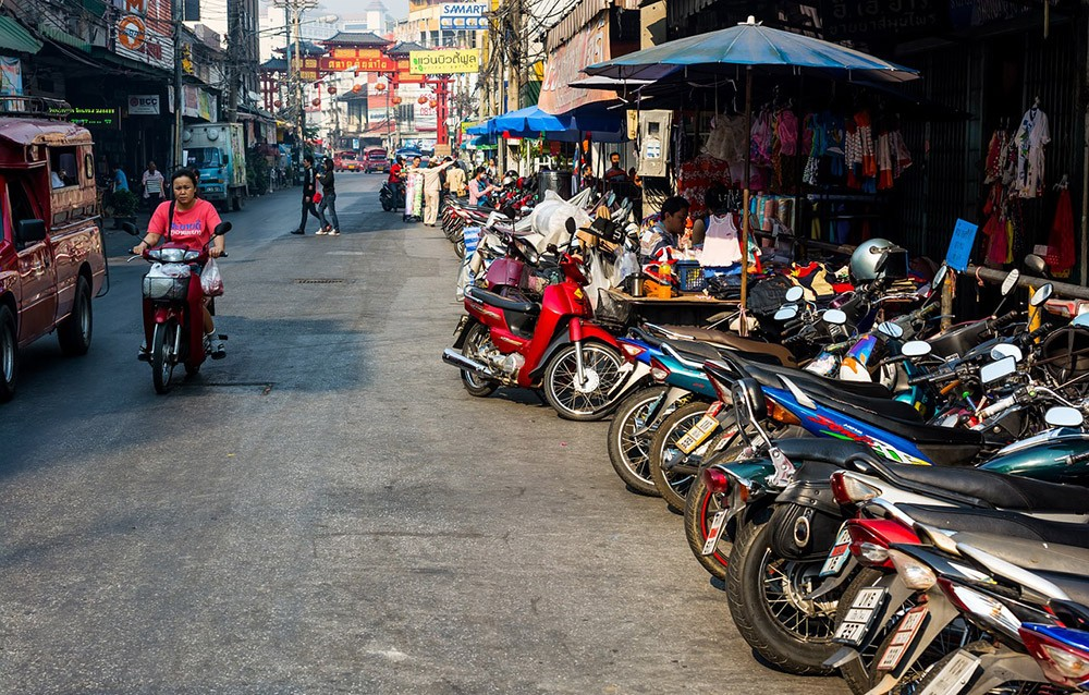 Expat life in Chiang Mai, Thailand