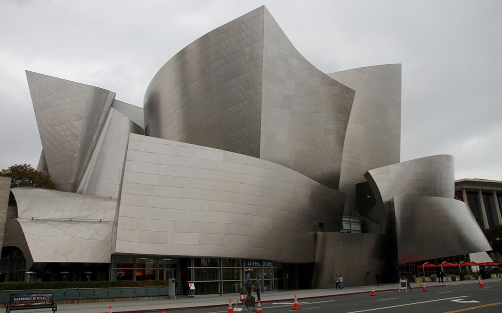 Things to do on a family trip to Los Angeles: Check out the Walt Disney Concert Hall