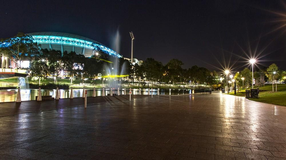 a long weekend in Adelaide