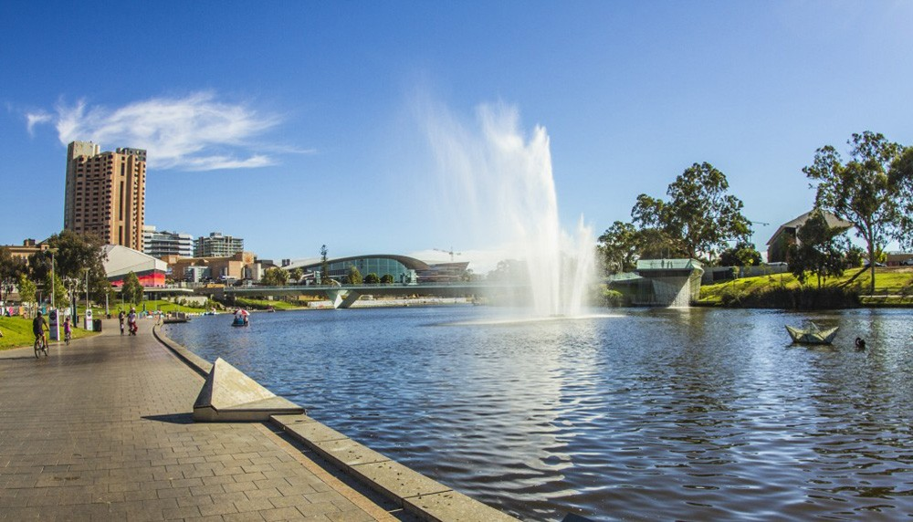Adelaide at a glance - Spending a long weekend in Adelaide